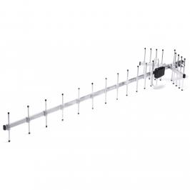 Спрямована 3G антена RNet CDMA 800 МГц з посиленням 19 дБ
