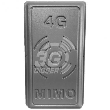 """Панельная 2G/3G/4G GSM/UMTS/LTE/CDMA антенна RNet """"Панель-17"""" (MIMO 2x2) 824-960 / 1700-2700 МГц с усилением 17 дБ"""