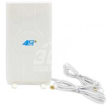 Панельная 3G/4G LTE антенна MIMO (2x2) 700-2600 МГц с мощностью 8 дБ