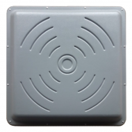 Панельная 3G/4G UMTS/LTE антенна RNet Premium (MIMO 2x2) 1700-2700 МГц с усилением 24 дБ