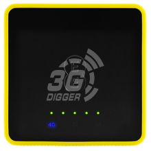 Мобільний 3G/4G WiFi роутер Alcatel One Touch Link Y853VB (Osprey 2 mini)