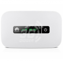 Мобільний 3G/4G WiFi роутер Huawei E5373