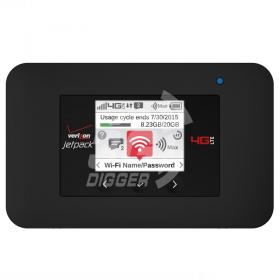 Мобильный 3G/4G WiFi роутер NetGear Jetpack AC791L