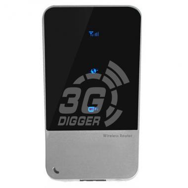 Мобильный 3G WiFi роутер Sentar R66