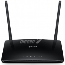Стаціонарний 3G/4G WiFi роутер TP-Link Archer MR200