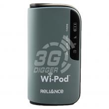 Мобільний 3G WiFi роутер ZTE Lava MF802S