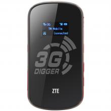 Мобільний 3G WiFi роутер ZTE MF80