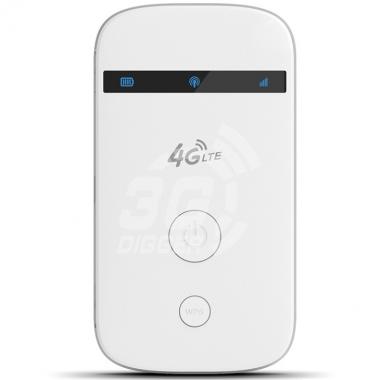 Мобільний 3G/4G WiFi роутер ZTE MF90
