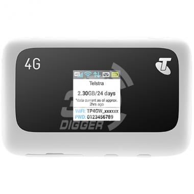 Мобильный 3G/4G WiFi роутер ZTE MF910