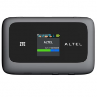 Мобільний 3G/4G WiFi роутер ZTE MF910