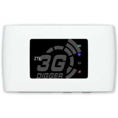Мобильный 3G/4G WiFi роутер ZTE MF920U