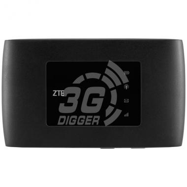 Мобильный 3G/4G WiFi роутер ZTE MF920W+