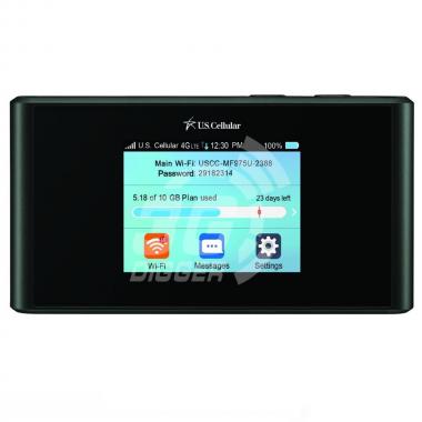Мобильный 3G WiFi роутер ZTE MF975U (ZTE Unite 3)