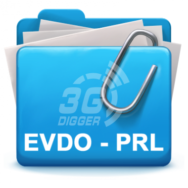 Файл PRL EVDO для Интертелеком