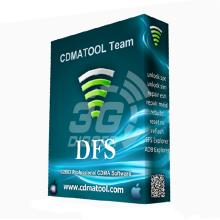 Программа DFS CDMA Tool