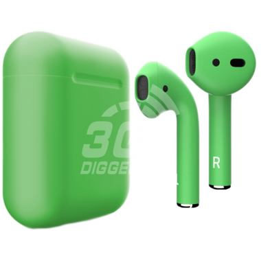 Беспроводные наушники Apple AirPods Green