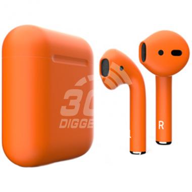 Беспроводные наушники Apple AirPods Orange