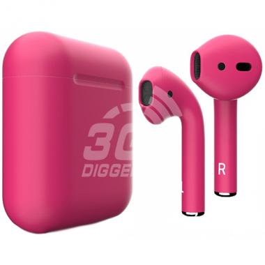 Беспроводные наушники Apple AirPods Pink
