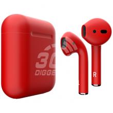 Беспроводные наушники Apple AirPods Red
