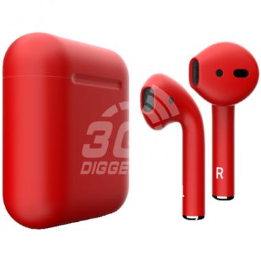 Мікронавушники Apple AirPods Red