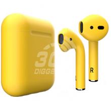 Беспроводные наушники Apple AirPods Yellow