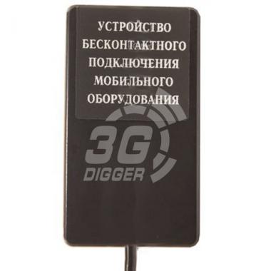 Индуктивный антенный переходник для 3G/4G модема и роутера