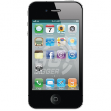 Смартфон Apple iPhone 4 8GB Black CDMA