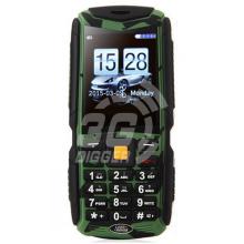 Мобільний CDMA+GSM+GSM телефон Land Rover M12