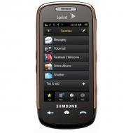 Мобильный CDMA телефон Samsung Instinct 2 (SPH-M810)