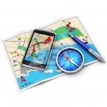 Установка навигации и навигационных карт на Android OS