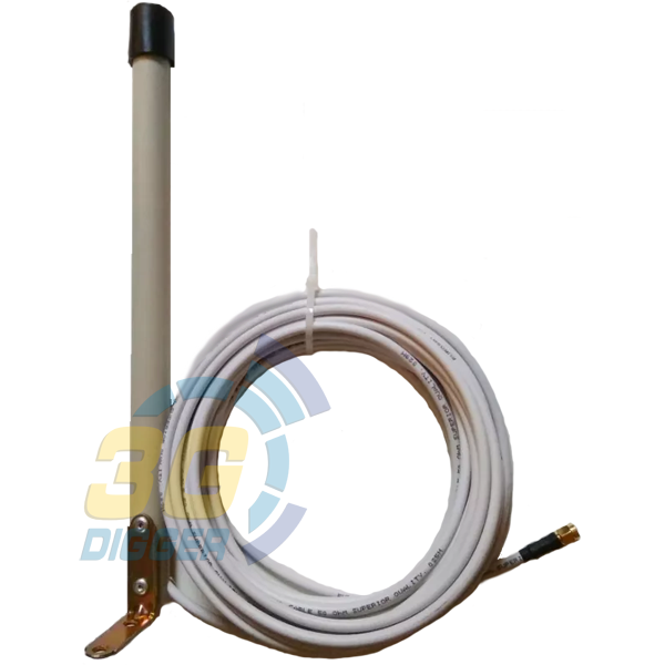 Круговая 3G/4G антенна UMTS/LTE 1700-2600 mHz с усилением 6 дБ