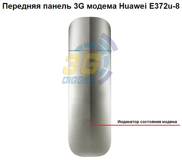 Индикатор Huawei E372u-8