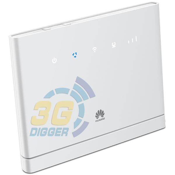 Стационарный 3G/4G роутер Huawei B315s-22