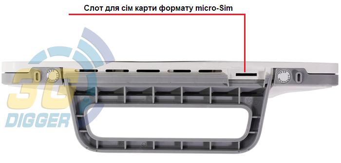 Слот для Sim карти Huawei B535-232