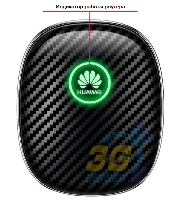 Передняя панель роутера Huawei E8377s-153