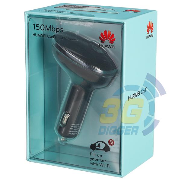 Huawei E8377s-153 вид в коробке