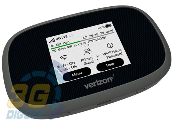 Мобильный 3G/4G роутер Novatel MiFi 8800L