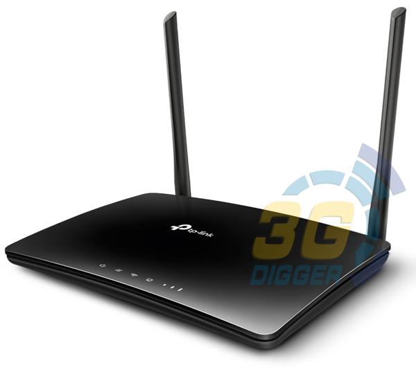 3G/4G роутер TP-Link Archer MR200