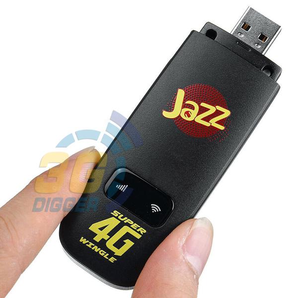WiFi роутер ZTE W02-LW43 (Jazz)