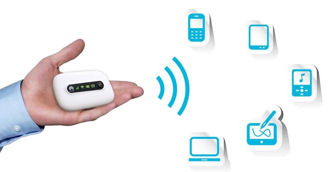 3G/4G комплект для дачи с карманным WiFi роутером