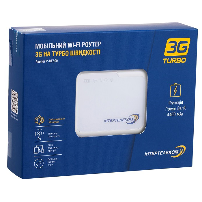 3G роутер Avenor V-RE500