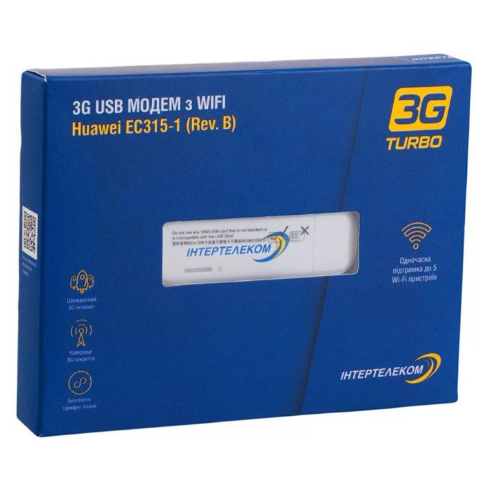 3G роутер Huawei EC315
