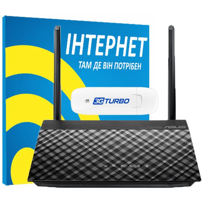 Резервный интернет с WiFi роутером и USB модемом