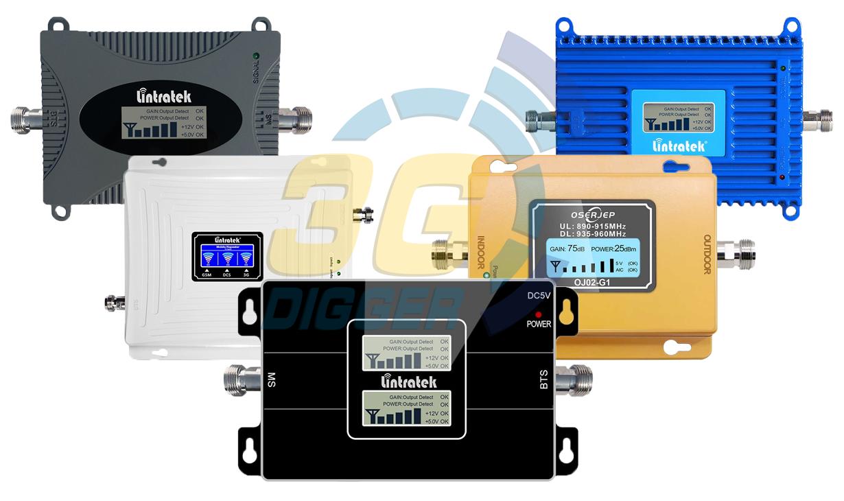 Підсилювачі сигналу / Репітери