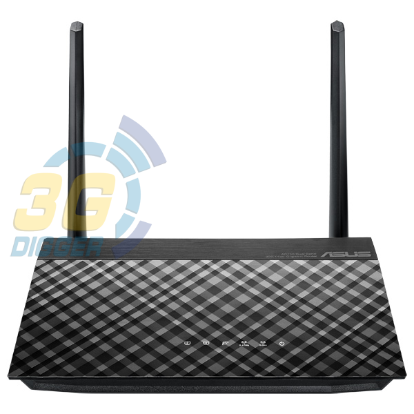 WiFi маршрутизатор Asus AC750